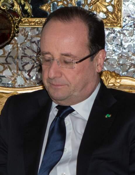 4. Le président François Hollande énerve 47% des Français