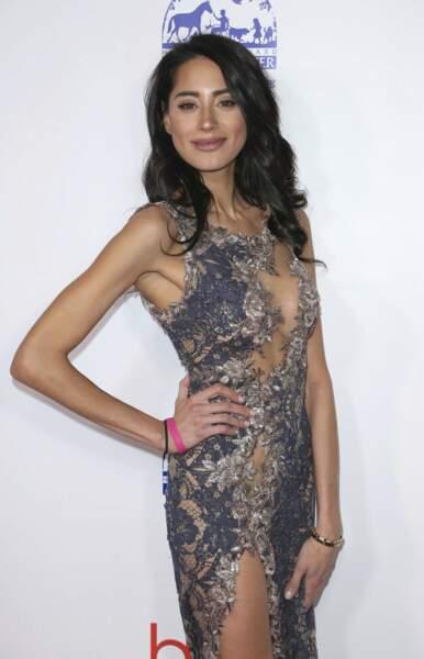 Giulia Lupetti aux Hollywood Beauty Awards