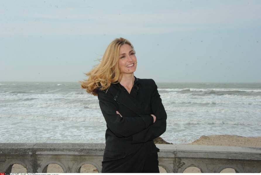Le front de mer, par Julie Gayet