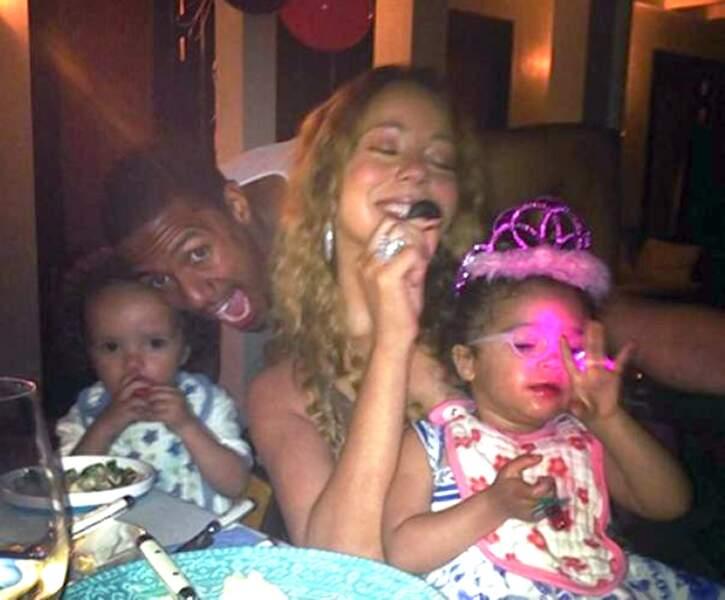 Ces stars parents de jumeaux : Moroccan et Monroe sont nés le 30 avril 2011