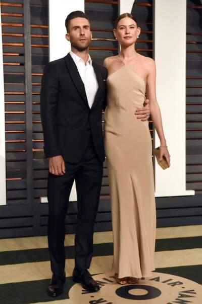 Ces stars de nouveau en couple après une rupture - Adam Levine et Behati Prinsloo