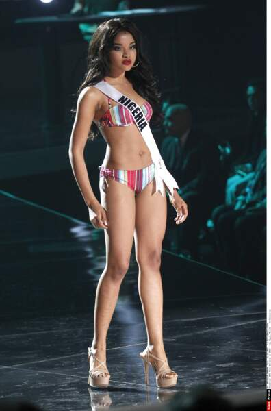 Miss Nigeria, Debbie Collins