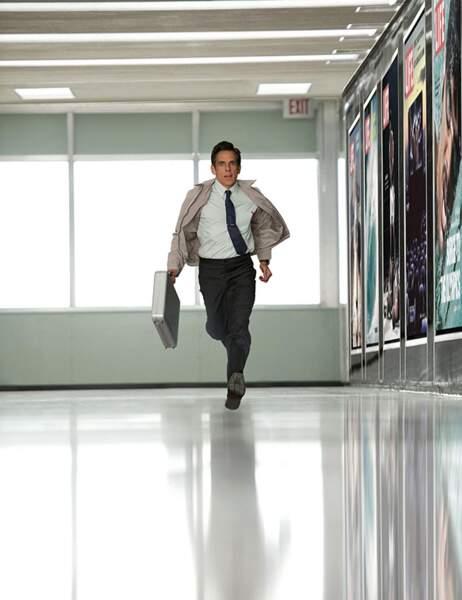 3. Ben Stiller, dans La vie rêvée de Walter Mitty : 4,80 dollars.