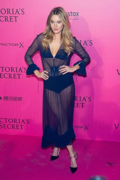 Défilé Victoria's Secret : l'Ange frenchy Camille Rowe-Pourcheresse