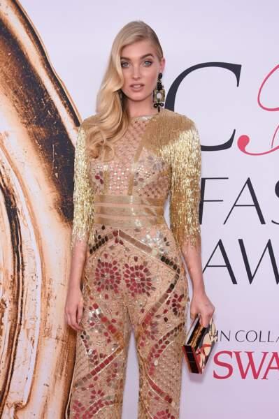 CFDA Fashion Awards : Elsa Hosk
