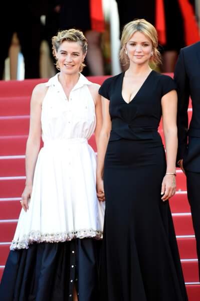 Anne Consigny et Virginie Efira