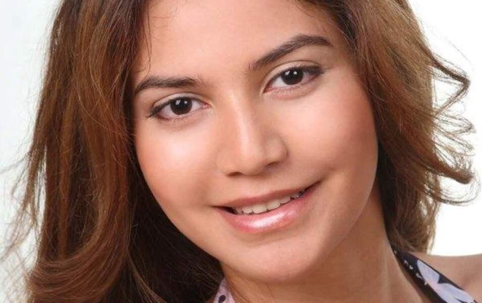Miss Ouzbékistan Ganieva Rakhima, 18 ans, 1m74