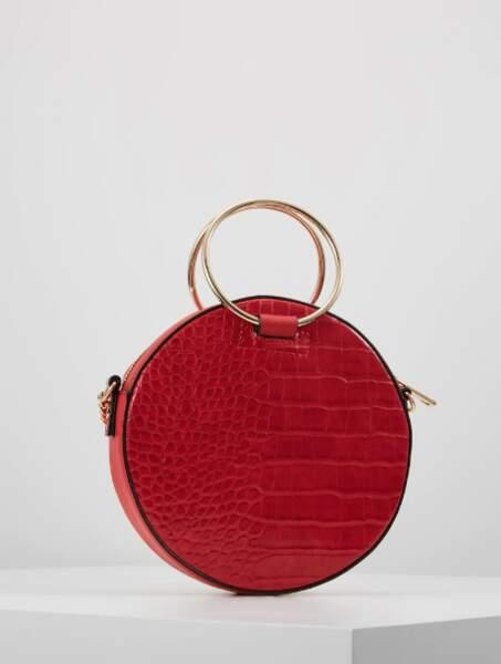 Mini sac à main rond, River Island, 36,95€