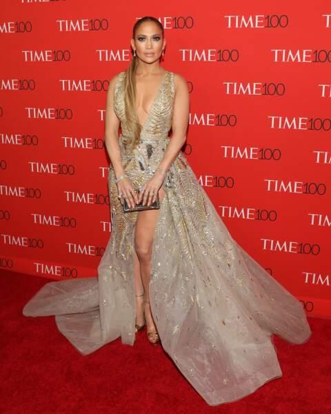 Do - Jennifer Lopez et son look soleil