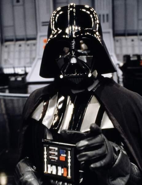 "Dark Vador dans ""Star Wars"" est..."
