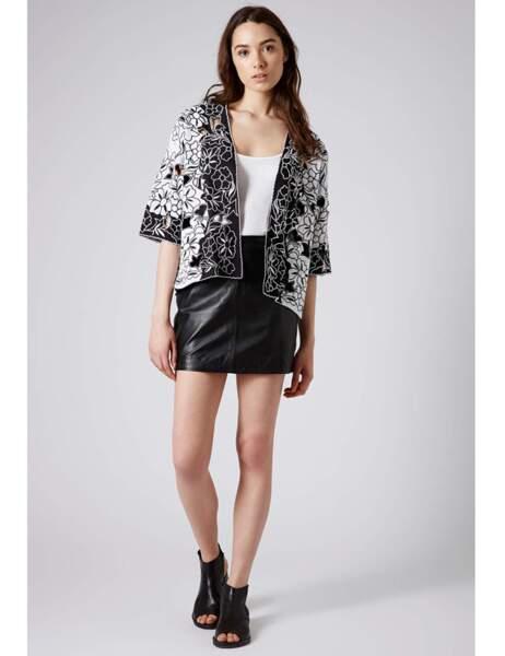 Kimono Topshop : 59€