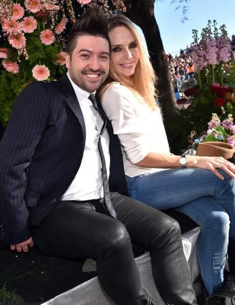Chris Marques et Tonya Kinsinger