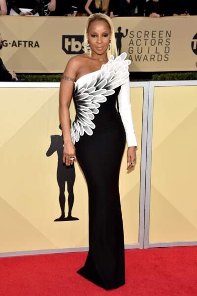 Mary J. Blige aux SAG Awards