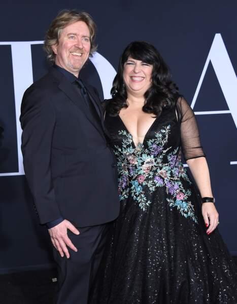 L'écrivaine E.L. James et son époux Niall Leonard ont planché sur le scénario de ce deuxième film