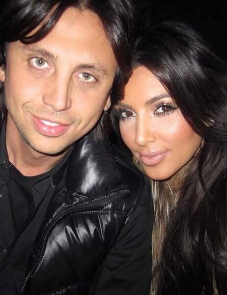 Kim et Jonathan en 2010