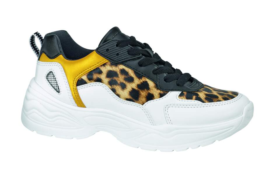Pour les fans de sneakers, celle-ci est à 34,90€