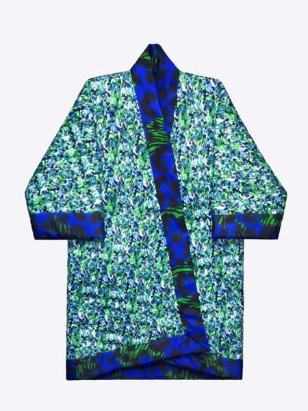 Kenzo x H&M : manteau kimono, 249€