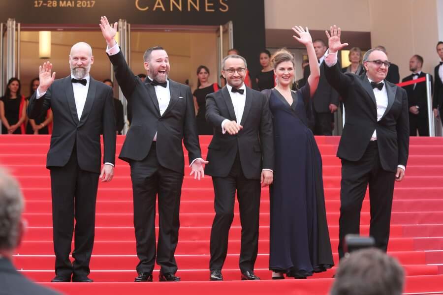 Festival de Cannes 2017 : L'équipe de Loveless