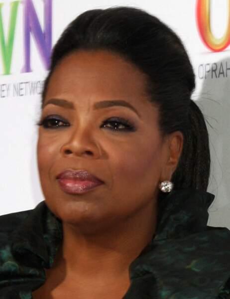 Oprah Winfrey en soirée