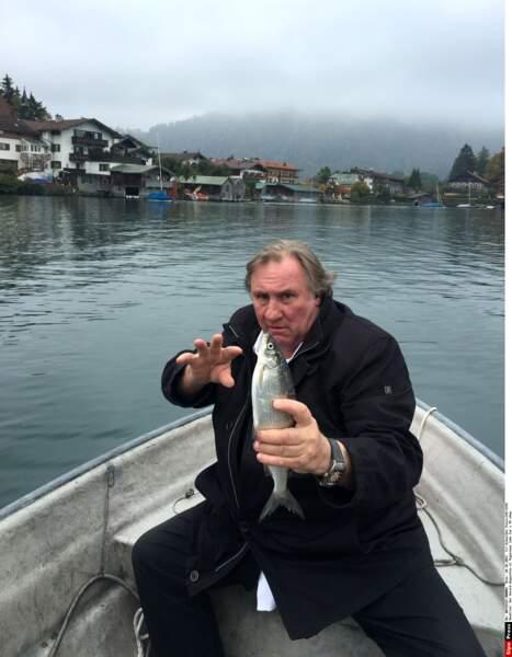 Chercher le poisson, trouver son nom (Gérard Depardieu)
