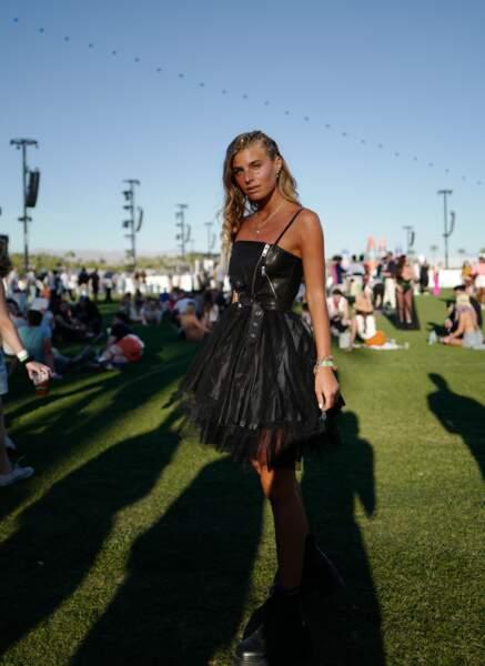 Les pires looks de la première semaine de Coachella : Debi Flügge