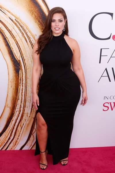 CFDA Fashion Awards : Ashley Graham toujours sublime