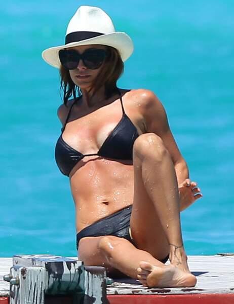Le bikini de Nicole Richie se fait la malle...