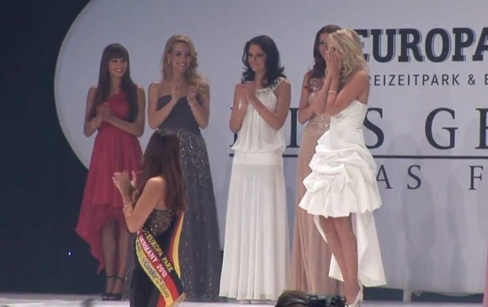 Caroline Noeding, Miss Germany 2013
