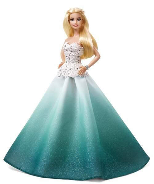 Barbie Emeraude. Edition de Noël, 48€, Barbie.