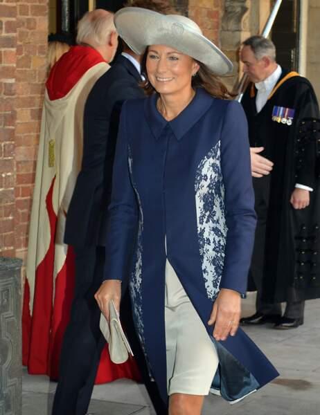 Carole Middleton, la maman de Kate