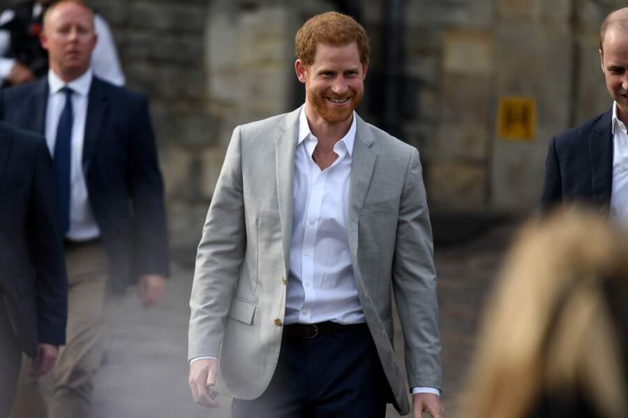 Prince Harry, duc de Sussex, 1er