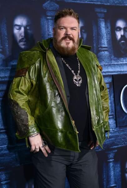 Kristian Nairn (Hodor de Game of Thrones)