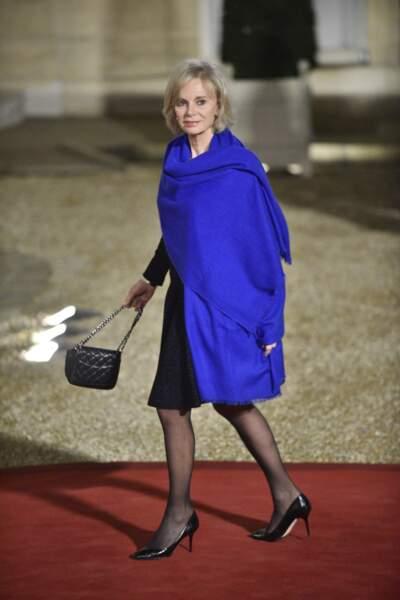 Elisabeth Guigou, députée de Seine-Saint-Denis