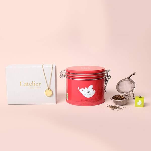 Coffret fête des mères, L'Atelier Emma&Chloé x Lov Organic, à partir de 50 euros