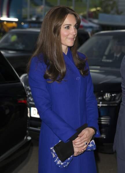 Kate Middleton, toujours très élégante