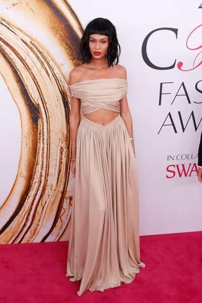 CFDA Fashion Awards : le top Joan Smalls