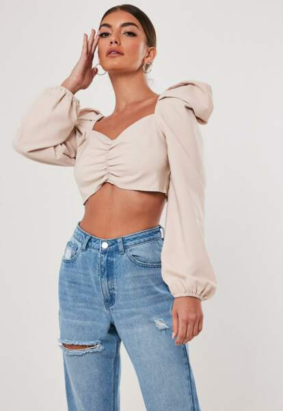 Cop top  tall, Stassie x Missguided, 35,20€