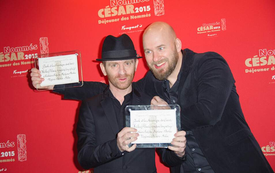 Mathias Malzieu et Stéphane Berla