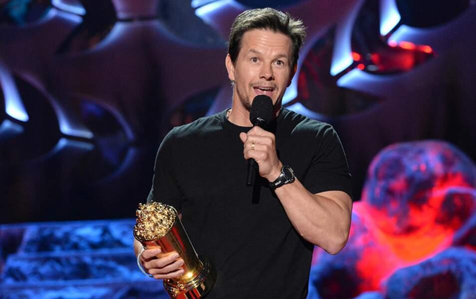 "Mark Wahlberg et son ""generation award"""