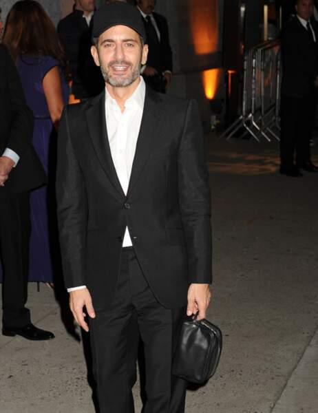 Le styliste Marc Jacobs