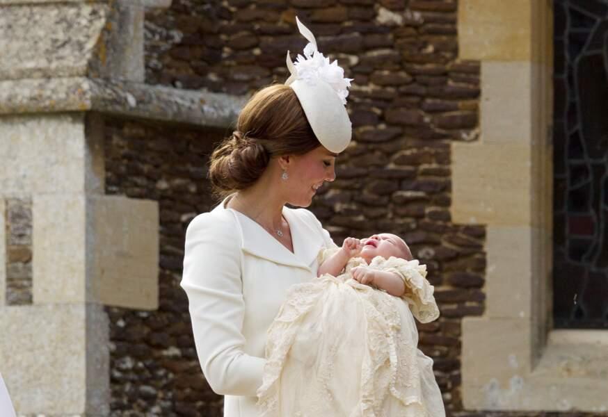 Kate Middleton et Princesse Charlotte