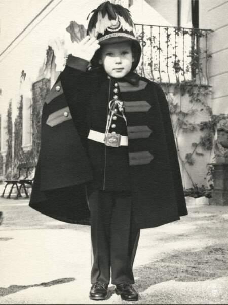 Le prince Albert