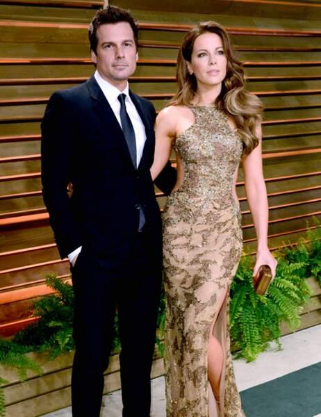 Kate Beckinsale et Len Wiseman