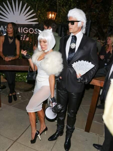 Le meilleur et le pire des costumes d'Halloween des people - Fergie