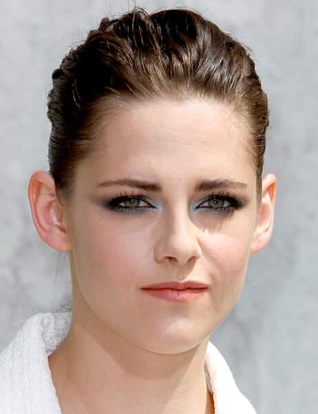 Kristen Stewart à la Fashion Week