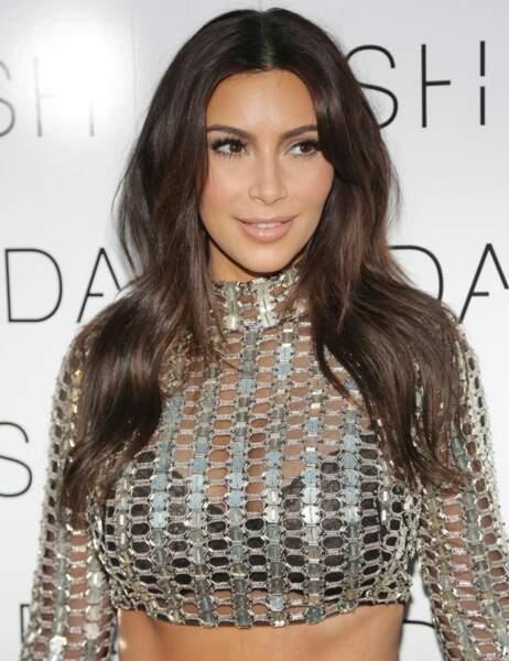 C'est Kim Kardashian !