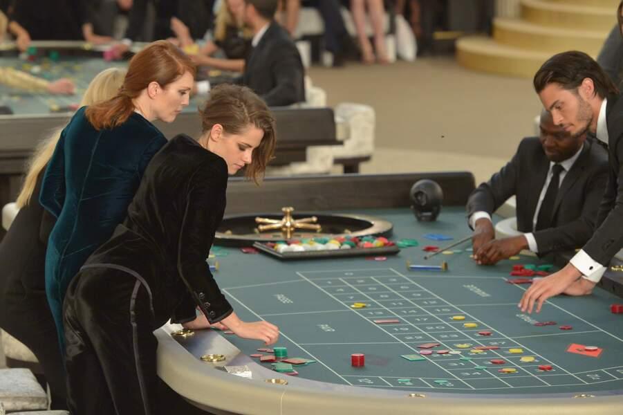 Une table de jeu ultra VIP !