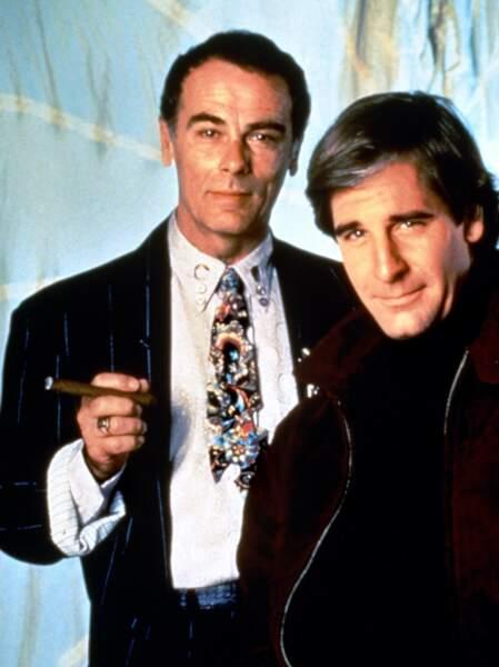 À quoi ressemblent les stars des séries télé des années 90 - Code Quantum