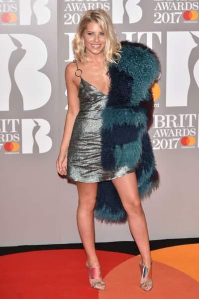 Brit Awards 2017 : Mollie King de The Saturdays
