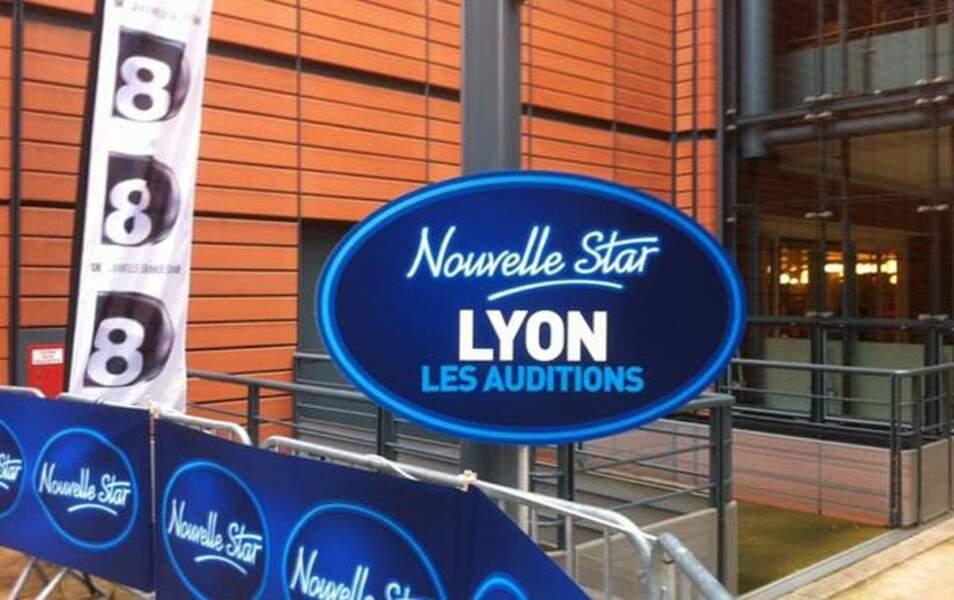 Nouvelle Star : les castings à Lyon